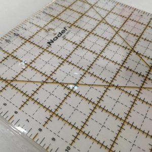 regla patchwork 45